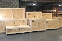 Laboratory Relocation services - Crating Services - Cronin Movers Ireland
