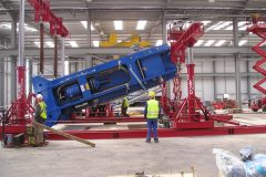 Heavy lifts - Machinery relocation - Cronin Movers Ireland