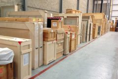 Fine Art Relocation - Fine Art storage - Cronin Movers Ireland
