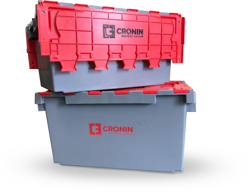 Cronin Movers crate hire Ireland