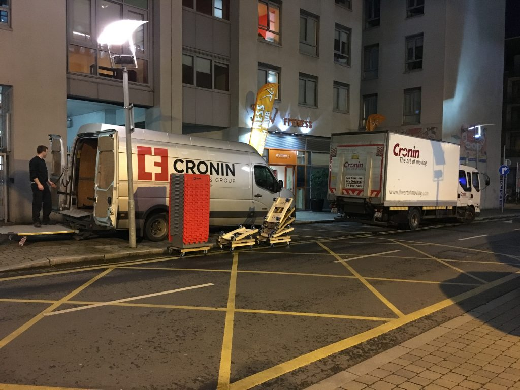 cronin movers commercial moving hubspot ireland