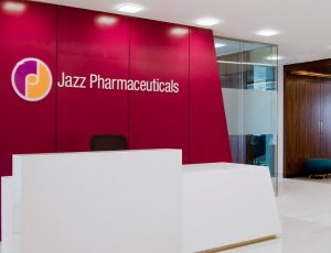Cronin Movers - Jazz Pharmaceuticals