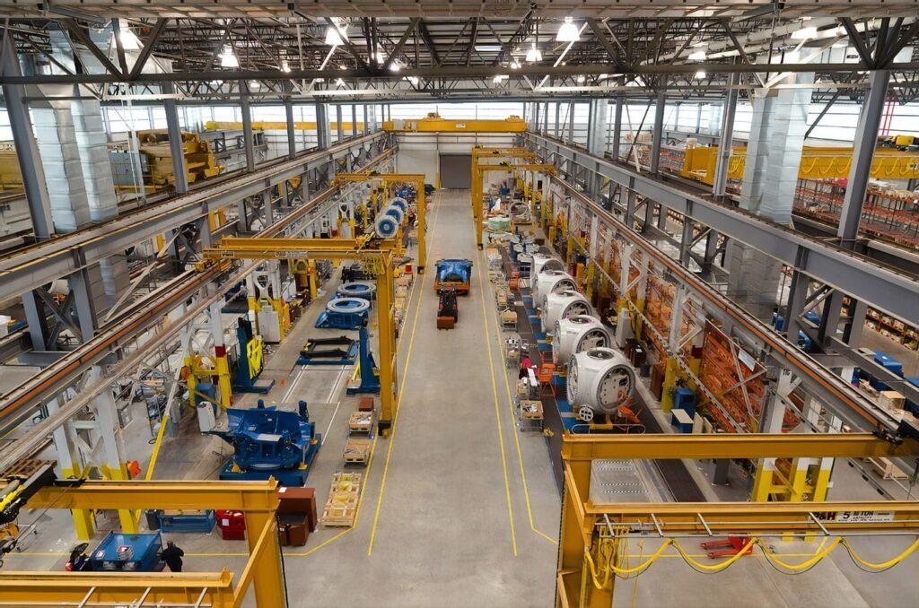 Factory Relocation Ireland