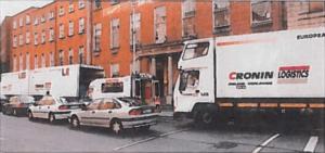 Hospital Relocation Transport