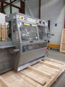 Blister pack machinery replacement